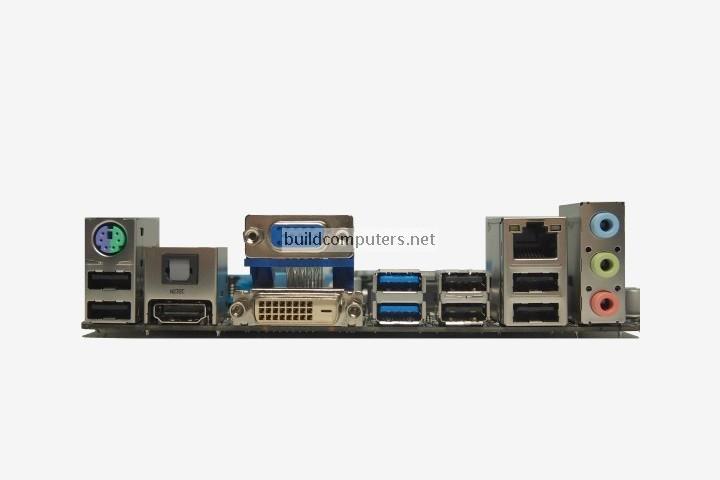 Motherboard Back Panel Connectors