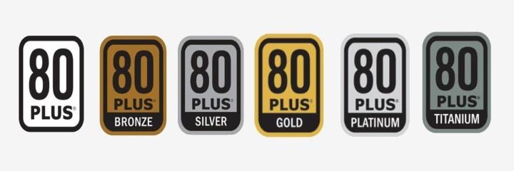 80 Plus Ratings