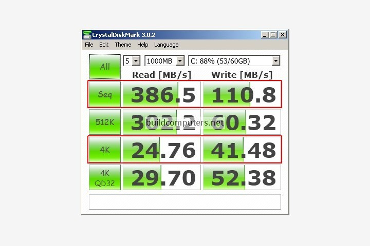 Hard Drive Benchmark