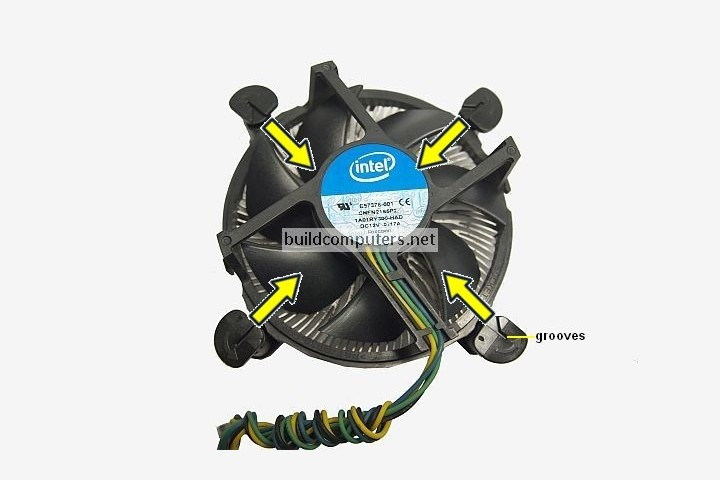 Intel CPU Cooler