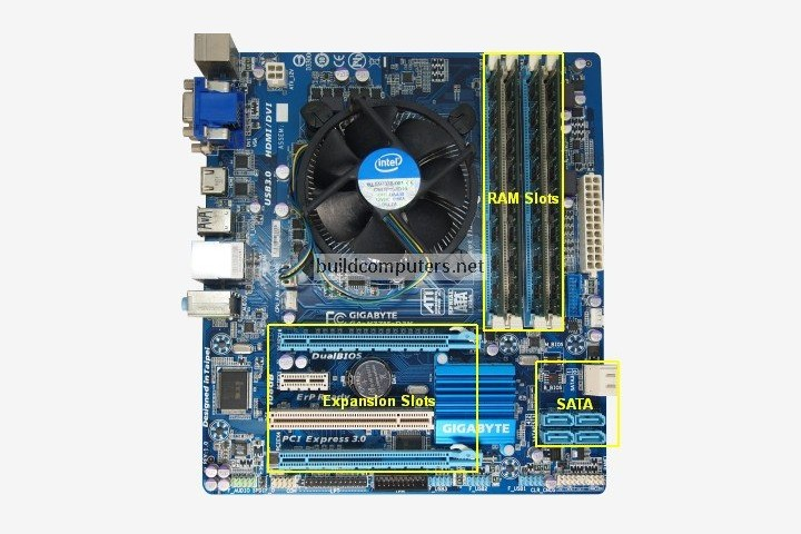 Micro ATX Motherboard