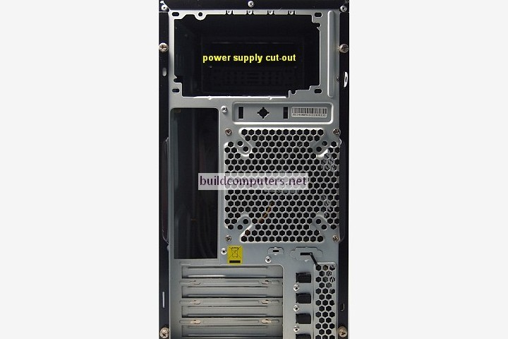 Power Supply Cut-Out