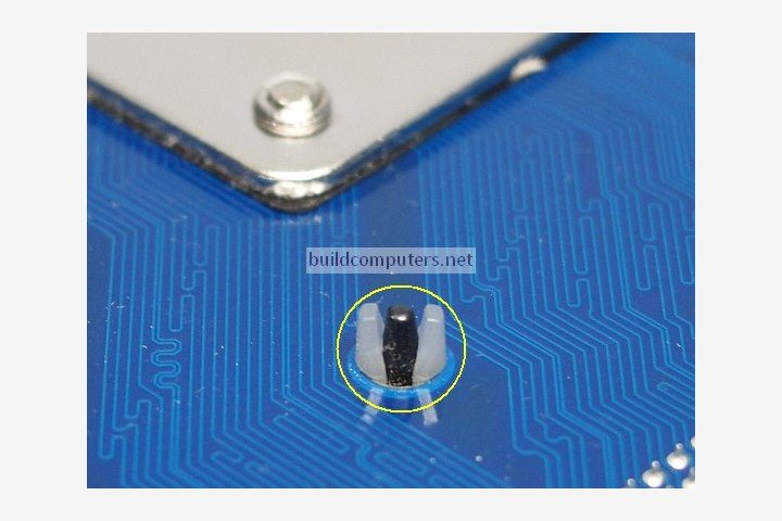 Correct CPU Fan Installation