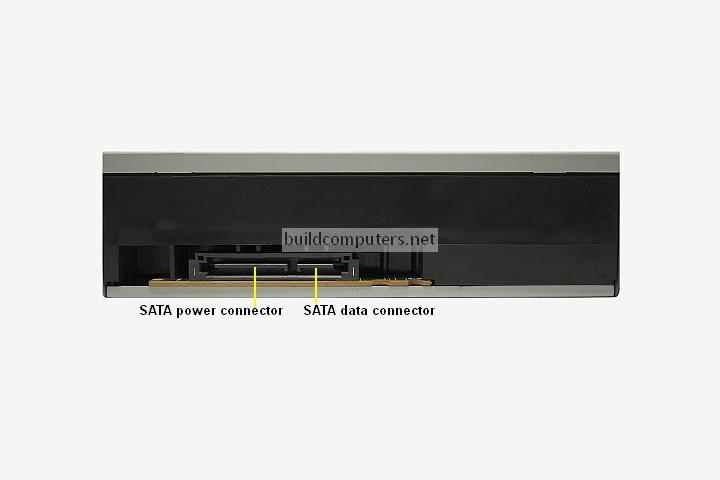 DVD Drive SATA Connectors
