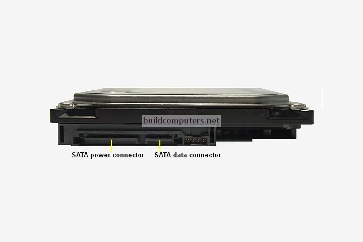 Hard Drive SATA Connectors