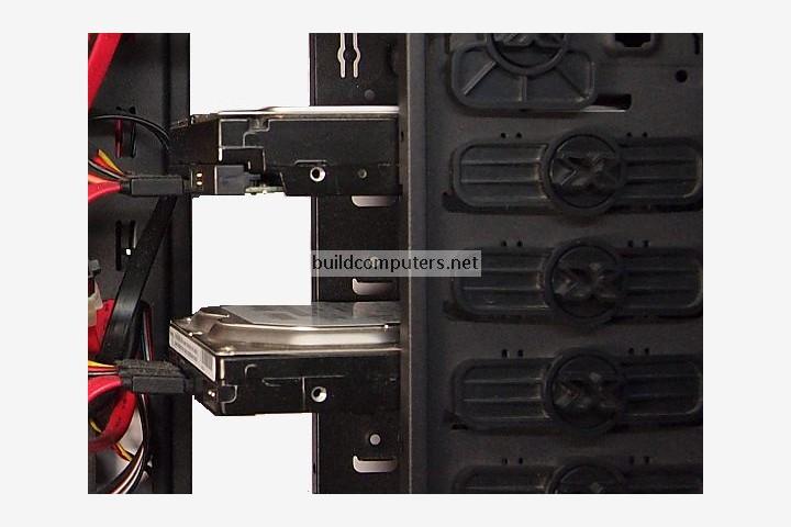 Lowering HDD Temperature