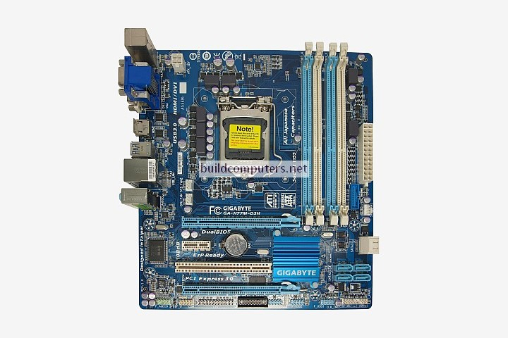 Motherboard Picture