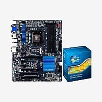 Motherboard CPU Combo